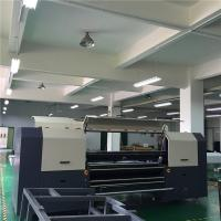Wholesale 3.2 Meter Automatic Digital Textile Printer For Bedding / Curtain / Home Textile from china suppliers