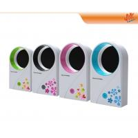 Wholesale Bladeless mini powerful usb desk fan battery operated for promotional cool your laptop from china suppliers