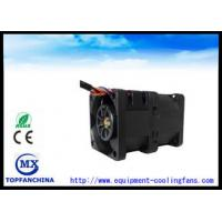 Wholesale Waterproof  IP55 Laptop Cooling Fan , Plastic Computer Cooling Fans Heat - resistant from china suppliers