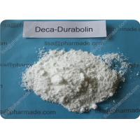 Wholesale Deca Durabolin Legal Injectable Steroids Nandrolone Decanoate Safe Stacking Steroid from china suppliers