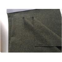 Wholesale Army Green Micro Twill FabricMilitary Overcoats 50 Wool Lightweight from china suppliers
