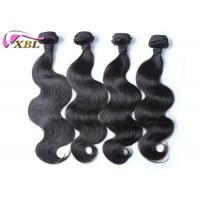"Wholesale Full End 100% Human Virgin Brazilian Body Wave / Virgin Hair Extensions 10"" - 30"" from china suppliers"