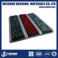Wholesale Anti-slip custom aluminum entrance mats commercial from china suppliers