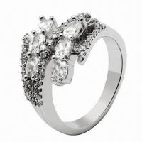 Wholesale Silver Ring, Customized Designs Welcomed from china suppliers