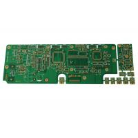 Rogers 3006 Stack Up FR4 4 Multi Layered Pcb Multilayer Pcb Manufacturing