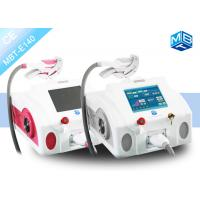 Quality Multifunction 530nm / 640nm / 690nm E Light IPL Hair Removal Machine for sale