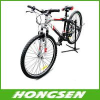 Wholesale Mountain bike maintenance and wash parking stand rack from china suppliers