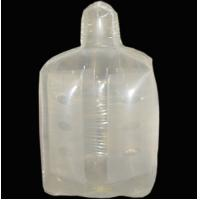 Wholesale Clear PE Liner Bag With Fins And Sewed Attachment , SGS / CPTC Certificate from china suppliers