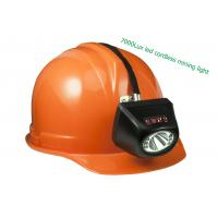 Wholesale Underground coal cree cordless mining lights with digital display screen from china suppliers