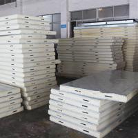 Wholesale Best quality and high desity Pu sandwich panel from china suppliers