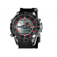 Wholesale 47 mm Chronograph Mens Army Watches Black Dial , Japan Quartz Watches from china suppliers