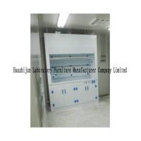 Wholesale Corrosion Proof Fume Cupboard / PP fume hoods / PP Ventilation Cabinet Manufacturer from china suppliers