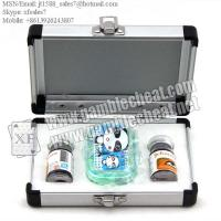 Buy cheap XF B class Contact lenses for poker/poker analyzer/poker cheat/contact lens/infrared lens/poker scanner/marked cards from wholesalers