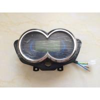 Buy cheap Electric Vehicles Parts Digital Speedometer for Erickshaw , Shows Speed And Electricity from wholesalers