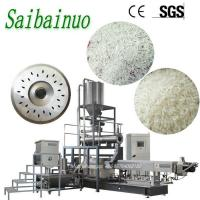 Wholesale Jinan Saibainuo Quality Nutritional Artificial Rice Processing Machinery Line from china suppliers
