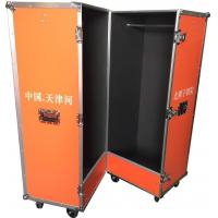 Wholesale Customized Bright Color Closet Case , Folding Aluminium Flight Case For Clothes from china suppliers