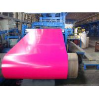 Wholesale Hot Dipped Prepainted Galvanized Steel Coil With PE / HDP Paint JIS G3312 CGCC from china suppliers