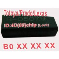 Wholesale High Precision 4D 68 Chip B0xxx Car Key Transponder Chip for Toyota, Prado, Lexus Vehicles from china suppliers