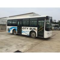Wholesale Diesel City Bus 20 Seater Minibus Transit Euro 4 Soft Seats Left Hand Drive 6 Gearbox from china suppliers