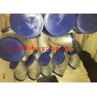 Wholesale TP304 / L TP316 / L TP321 TP347/ H Steel Pipe Fittings Long Neck Stub End Seamless from china suppliers