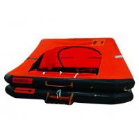 Buy cheap Fishing/Lleisure small craft inflatable life rafts 4 persons from wholesalers
