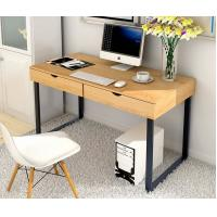 Wholesale Commercial Furniture Home Office Computer Desk With Hutch Chrome Printing from china suppliers