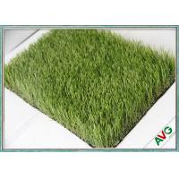 Wholesale Wear Resistant Urban Landscaping Snythetic Grass Natural Looking Pass SGS Test from china suppliers