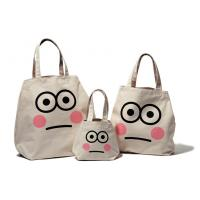 """Wholesale Fashion Cotton Canvas Cloth Tote Bag 15"""" , Lady plain recycled tote bags from china suppliers"""