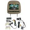 Buy cheap SD / USB Car Headrest Monitors IR 7