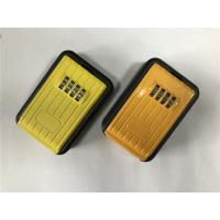 Wholesale Outdoor Digital Key Lock Box Wall Mount / Key Storage Lock Box from china suppliers