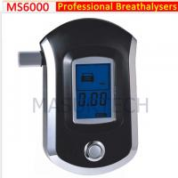 Wholesale Digital Alcohol Detector  MS6000 from china suppliers