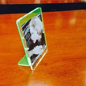 Wholesale custom logo acrylic magnetic photo frame acrylic photo frame from china suppliers
