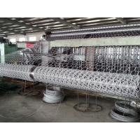 Wholesale Heavy Duty Hexagonal Mesh Machine With Automatic Oil System , 3300mm Width from china suppliers