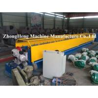 Wholesale Metal Down Pipe Roll Forming Machine CNC Tube Bender With Elbow Machine ISO / CE from china suppliers