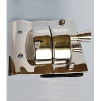 Wholesale big round post to glass door latch EK300.29 from china suppliers