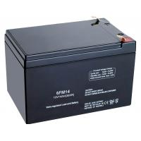 Wholesale Rechargeable 6FM14 14AH / 15ah SMF Lead Acid Battery 12V For Telecommunication System from china suppliers