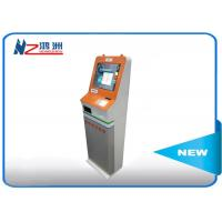 Wholesale 19 inch free standing LED self service kiosk with smart design from china suppliers