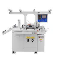 Wholesale Plastic Label CNC Die Cutting Machine Micro - Computer / Touch Screen Control from china suppliers