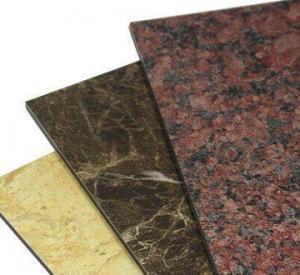 Buy cheap PVDF ACP Marble ACP from wholesalers