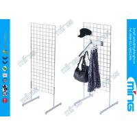 Wholesale Flooring Wire Gridwall Display Racks from china suppliers