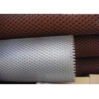 Wholesale Decorative Flattened Expanded Metal Mesh 4x8 With Diamond Hole Pattern from china suppliers