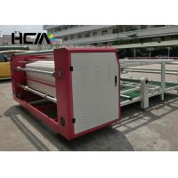 Wholesale Garment Roll To Roll Heat Press Machine Sublimation With Oil Heating Roller from china suppliers