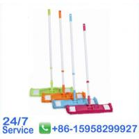 Wholesale Any Color Chenille Head Material Floor Cleaning Mops With Handle 70 / 130cm - BN5001 from china suppliers