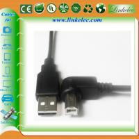 Wholesale 6FT ANGLE USB BM TO USB AM printer cable from china suppliers