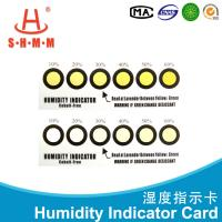 Wholesale Six Dots Yellow To Green Humidity Indicating Cards For PCB Printed Circuit Board from china suppliers