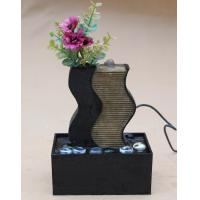 Wholesale Customized Home Table Top Water Fountains / Indoor Decorative Water Fountain from china suppliers