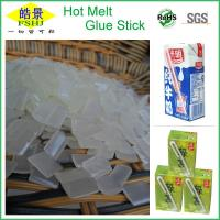 Wholesale Eva Based Hot Melt Glue Pellets White Granule For Bonding Beverage Straw from china suppliers