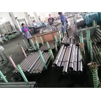 Wholesale ISO f7 CK45 Custom Tie Rod / Tempered Rod With Chrome Plating from china suppliers