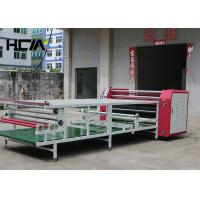 Wholesale New technology multi function roller heat press machine for any fabric from china suppliers