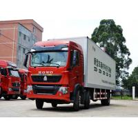 Wholesale Cargo Truck Trailer 6X2 Euro2 290HP With Automatic Clearance Adjustment from china suppliers
